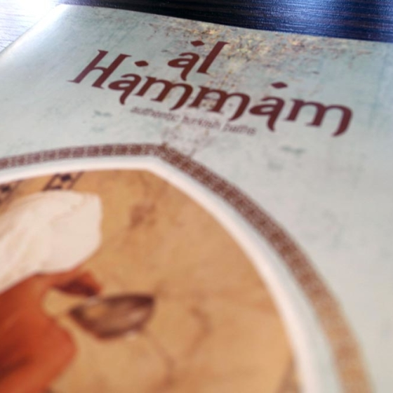 Al Hammam Brochure & Stickers