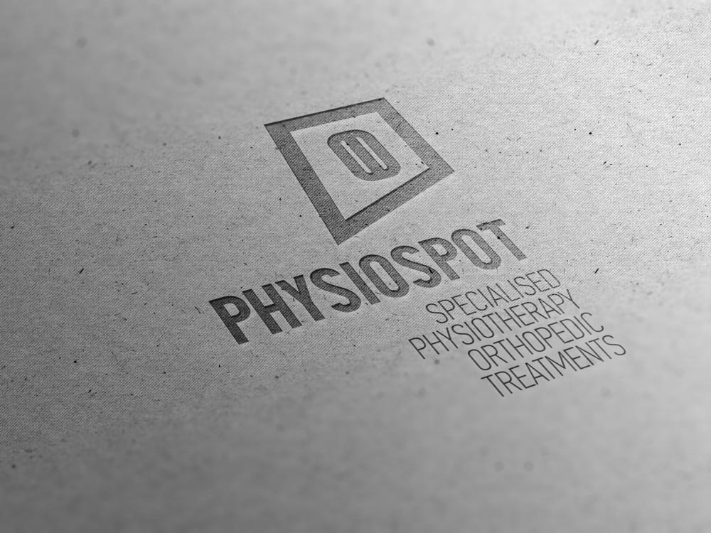 Physiospot Branding