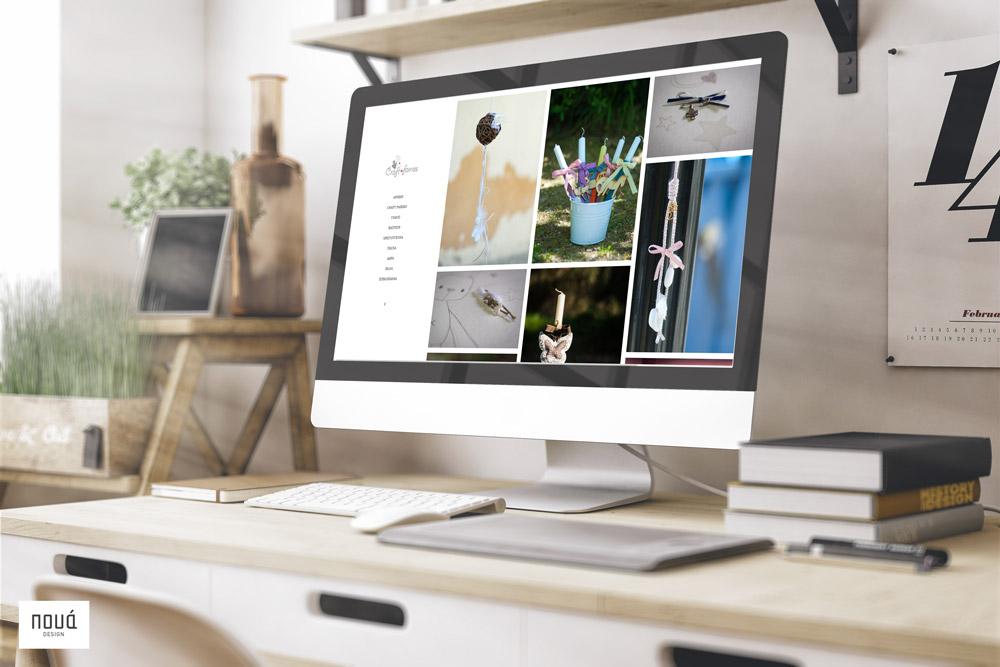 Website for Craftfairies