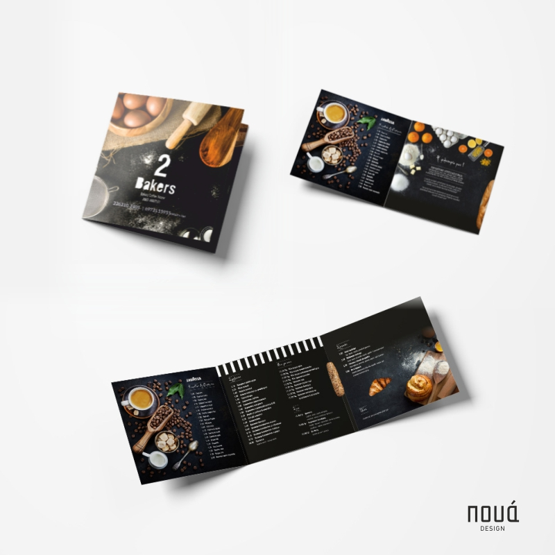 2 Bakers Brochure