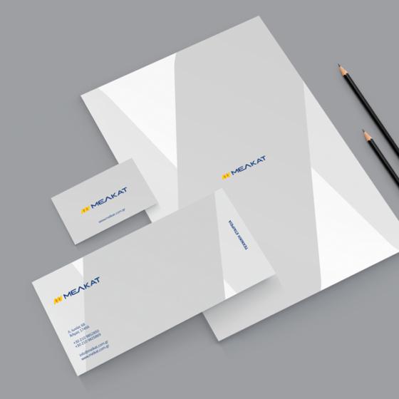 Melkat Εταιρική Ταυτότητα